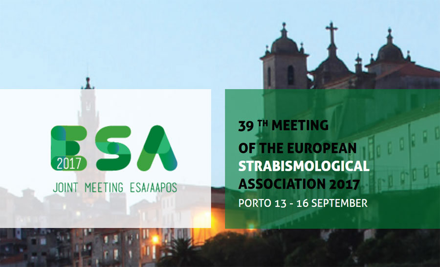 Albinism Europe will be represented at the 39th meeting of ESA