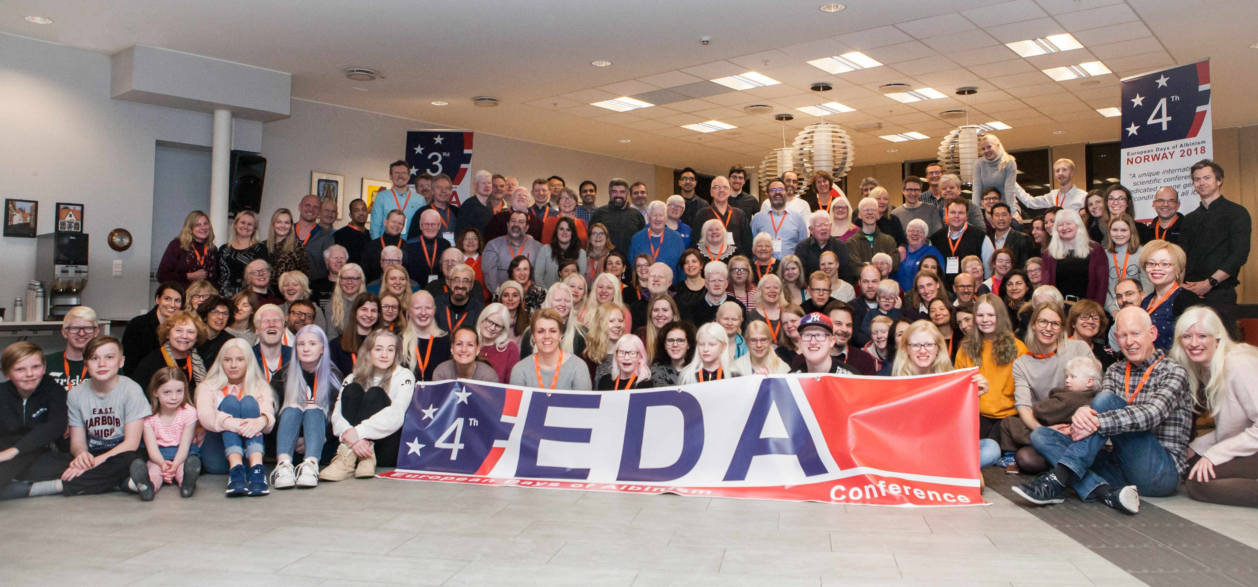 4th EDA group photo