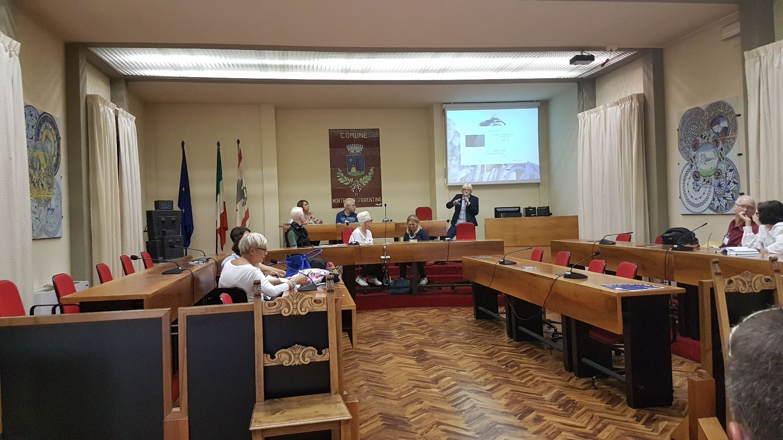 Albinit anual meeting September 2018