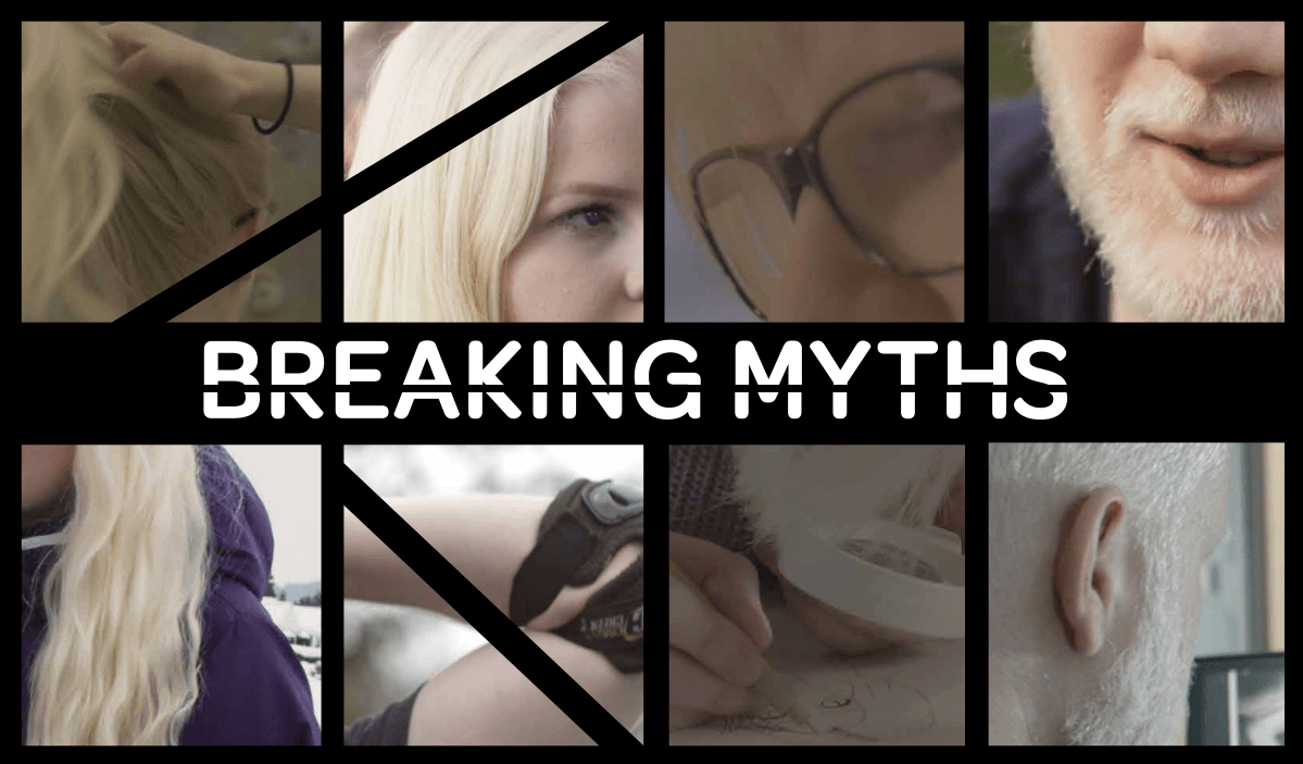 Documentary 'Breaking Myths' breaks down myths around albinism